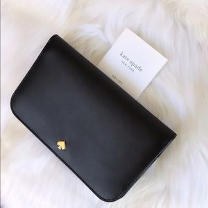 💃Kate Spade Wallets Nadine Medium Clutch Wallet